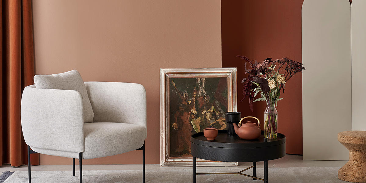 living-room-in-clay-colours