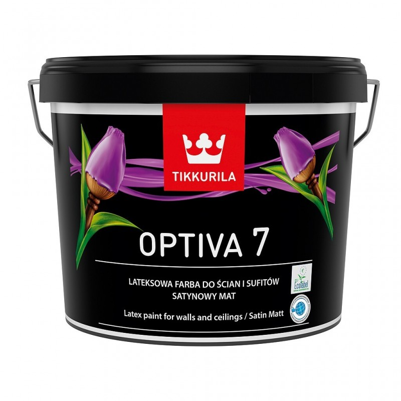Tikkurila Optiva Satin Matt [7]